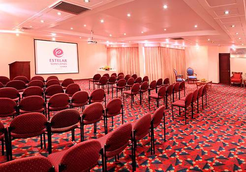 Event Rooms ESTELAR Suites Jones Hotel Bogota