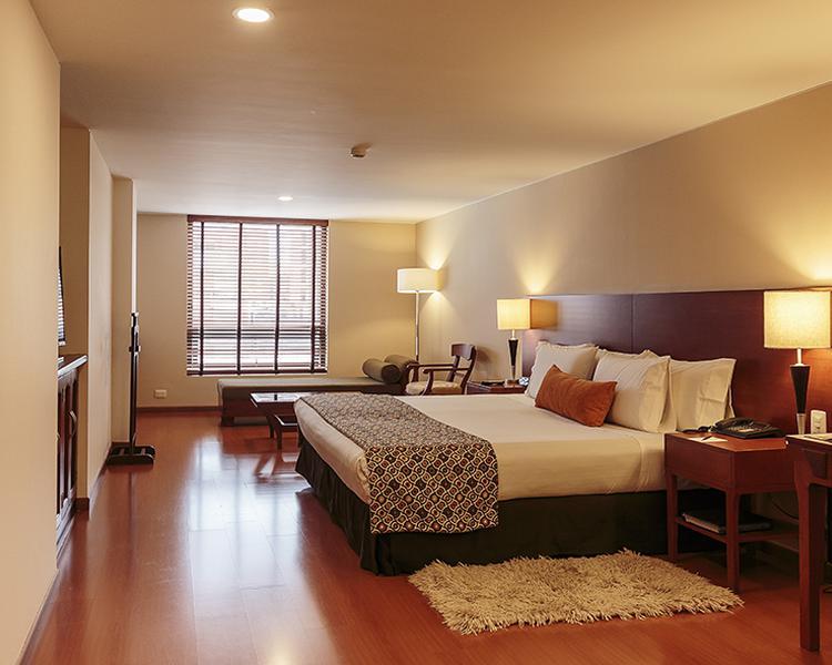 JUNIOR SUITE ESTELAR Suites Jones Hotel