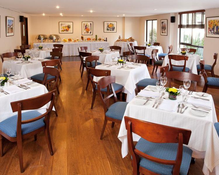 SANKARA RESTAURANT ESTELAR Suites Jones Hotel Bogota