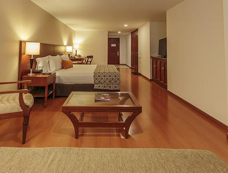 Superior Room ESTELAR Suites Jones Hotel Bogota