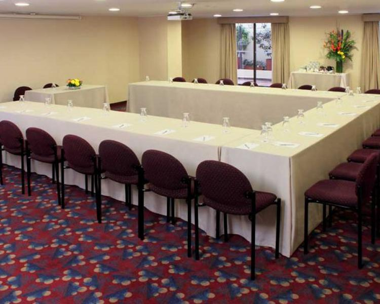 PAIPA MEETING ROOM ESTELAR Suites Jones Hotel Bogota