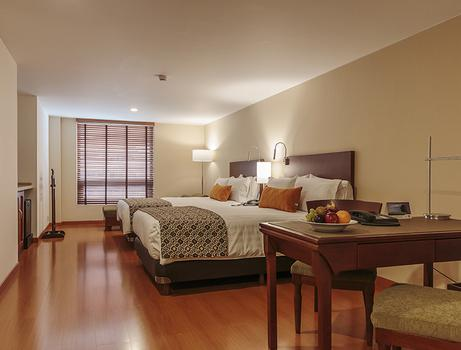 Junior Suite ESTELAR Suites Jones Hotel Bogota