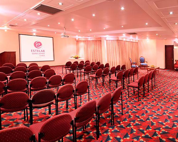 MEETING ROOM ESTELAR Suites Jones Hotel Bogota